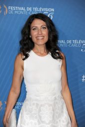 Lisa Edelstein - Golden Nymph Nominee Party - 2016 Monte Carlo Television Festival