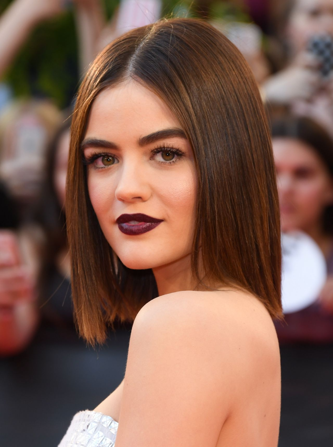 Lucy Hale 2016 Muchmusic Video Awards In Toronto