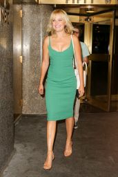 Malin Akerman - Out in New York City 6/29/2016