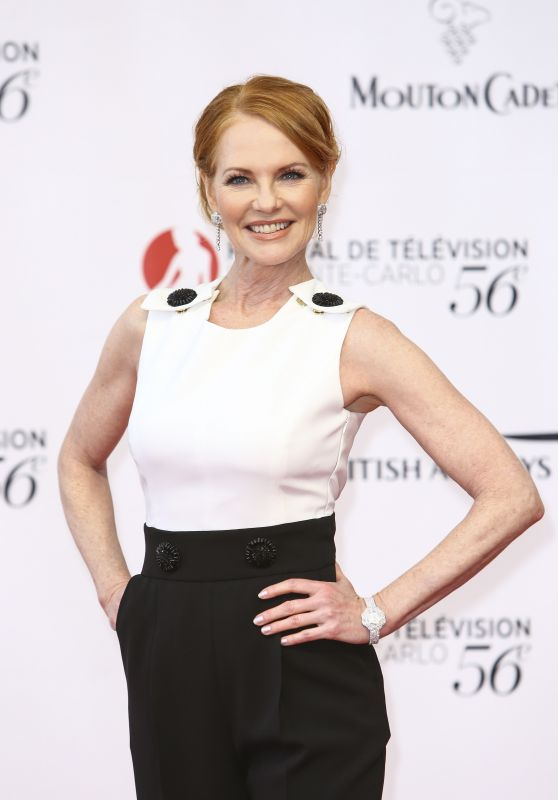 Marg Helgenberger – Monte-Carlo Television Festival 2016 Opening in Monaco