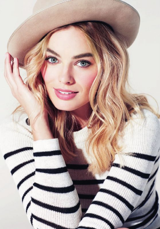 Margot Robbie – Look! Salzburg Magazine July/August 2016 Photos