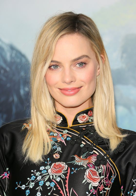 Margot Robbie - 'The Legend of Tarzan' Premiere at The Dolby Theatre in Hollywood 6/27/2016