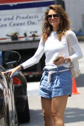 Maria Menounos Casual Style - Out in Los Angeles 6/8/2016