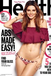 Maria Menounos - Health Magazine July August 2016 Cover and Photos