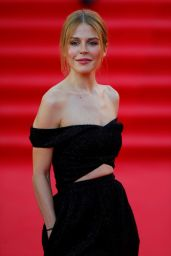 Maria Zykova – Opening the 38th Moscow International Film Festival 6/23/2016
