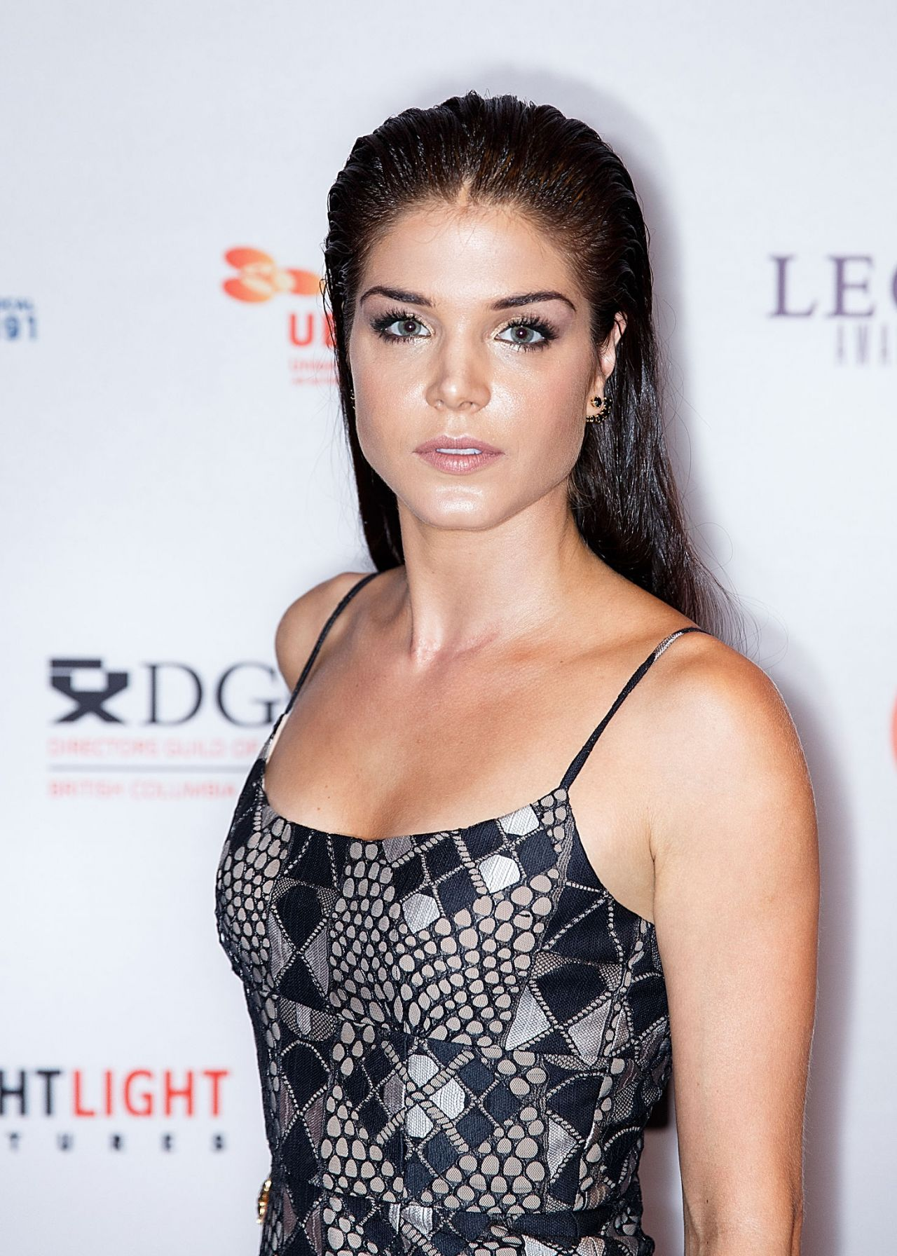 Marie Avgeropoulos - Leo Awards 2016 at Hyatt Regency ...