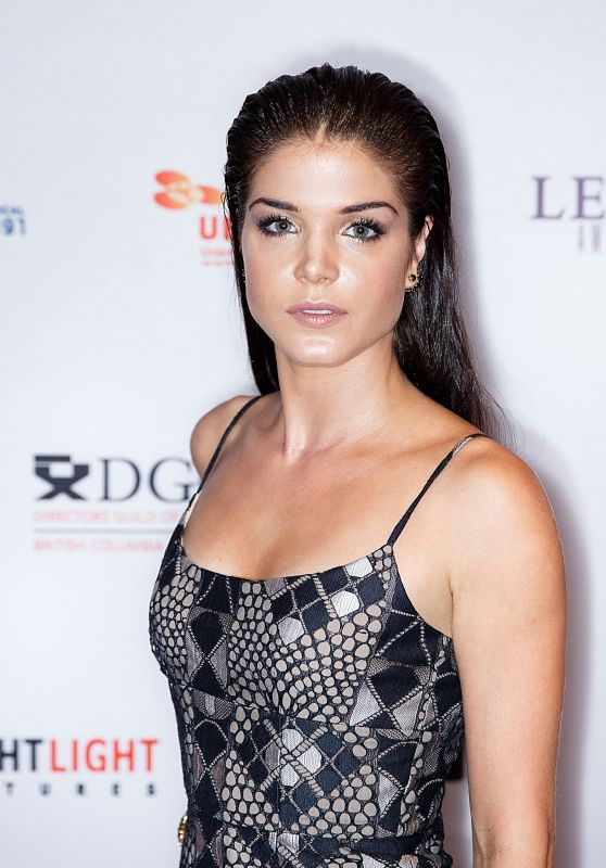 Marie Avgeropoulos - Leo Awards 2016 at Hyatt Regency Vancouver