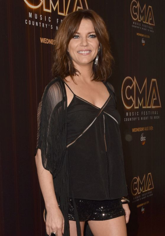 Martina McBride - CMA Festival Press Conference, June 2016