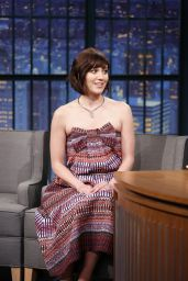 Mary Elizabeth Winstead Appeared on