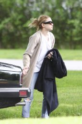 Mary-Kate Olsen - Out in New York, June 2016