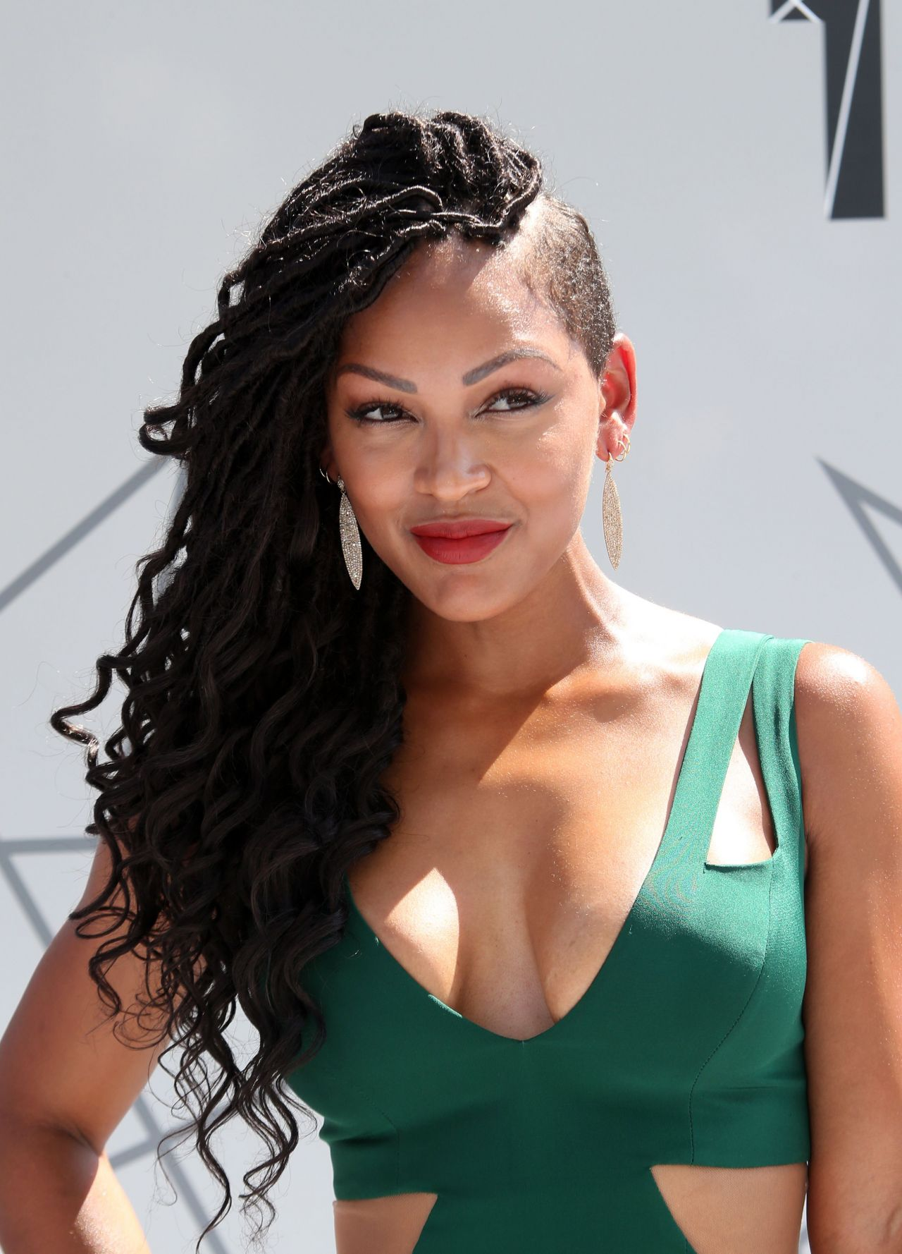 Pics Of Meagan Good Hairstyles | Fade Haircut