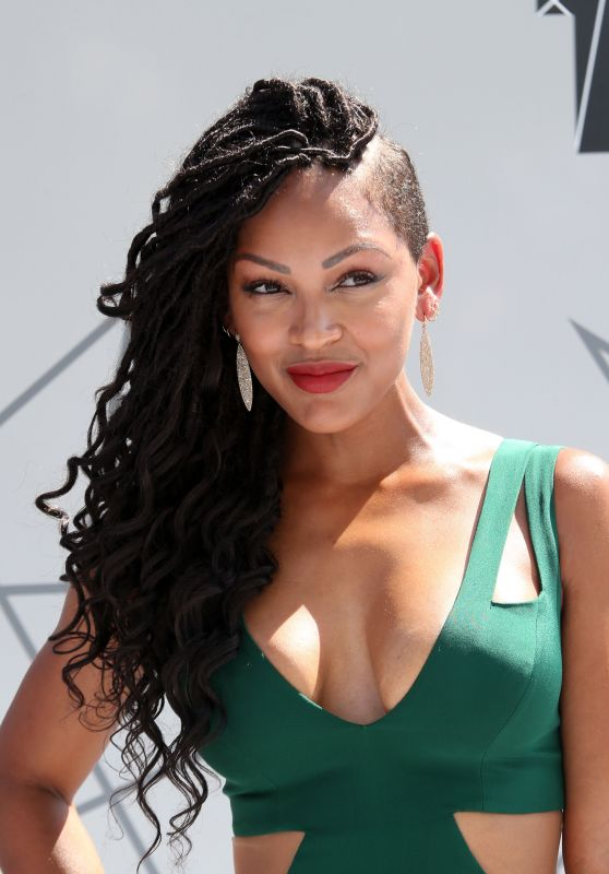 Meagan Good Hairstyles On The Game Pictures to pin on Pinterest
