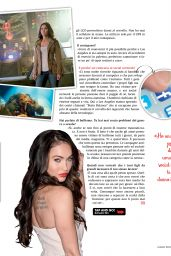 Megan Fox - Best Movie Magazine July 2016 Issue