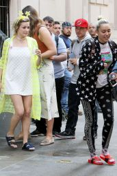 Miley Cyrus - Leaving Woody Allen