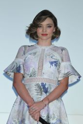 Miranda Kerr at Marukome