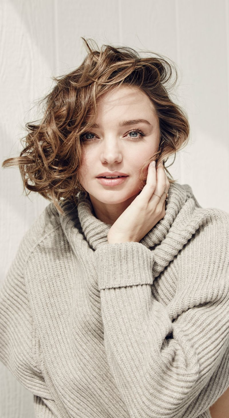 Miranda Kerr Gritty Magazine Winter 2016