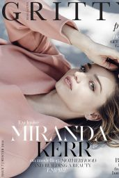 Miranda Kerr - Gritty Magazine Winter 2016