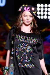 Miranda Kerr - Moschino Resort 2017 LIVE Event in Los Angeles, June 2016