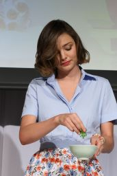 Miranda Kerr - Presents New Cooking Products in Tokyo 6/20/2016