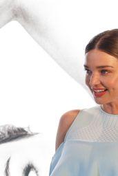 Miranda Kerr - Promotes Her KORA Organics Skincare Products in Sydney 6/27/2016