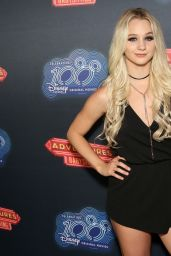 Mollee Gray – 100th DCOM 'Adventures in Babysitting' Premiere in Los Angeles