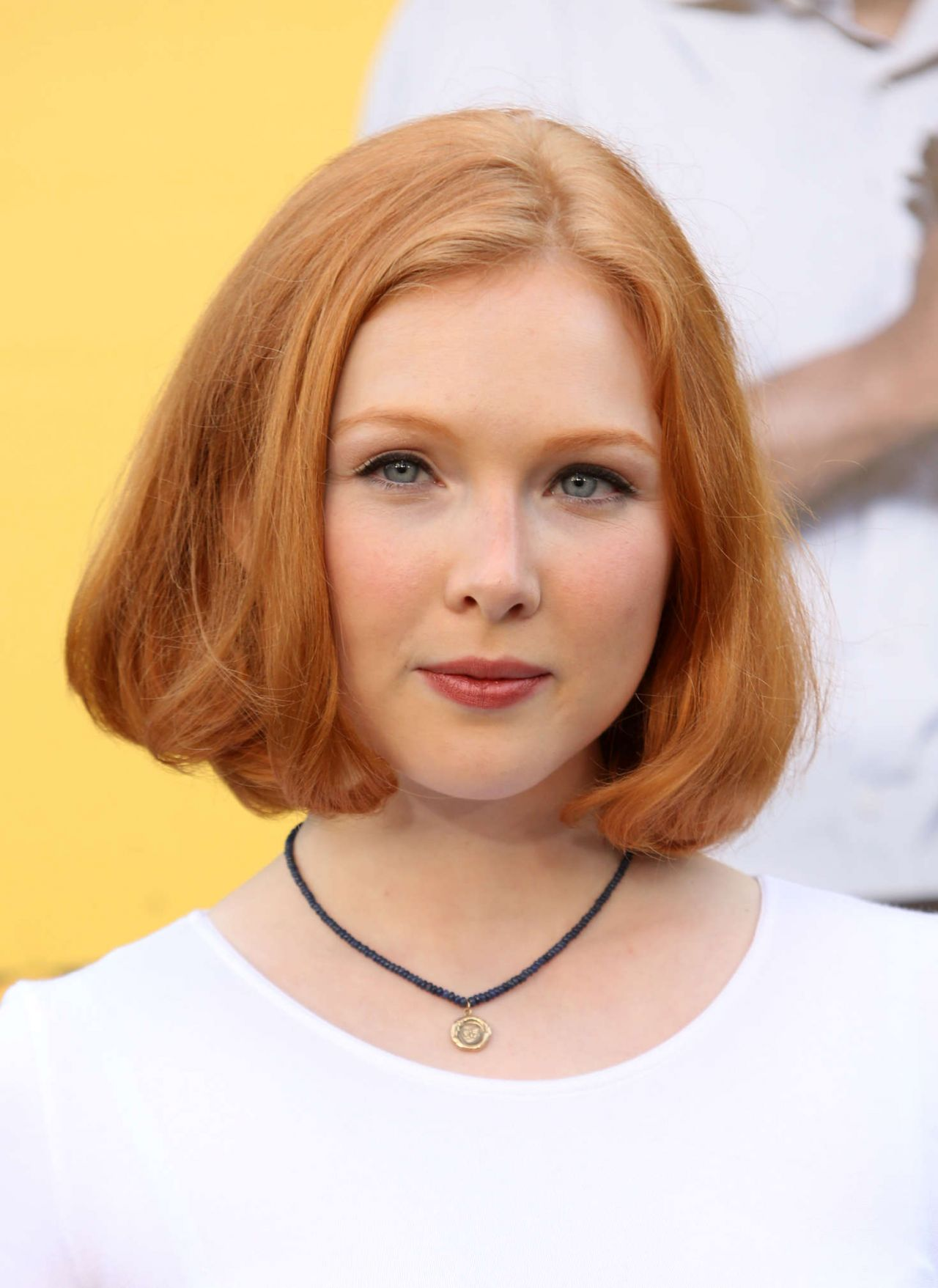 Molly Quinn Central Intelligence Premiere In Westwood
