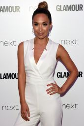 Myleene Klass - Glamour Women Of The Year Awards in Berkeley Square Gardens in London, June 2016