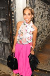 Myleene Klass - ITV Summer Garden Party at Westminster Abbey in London 6/28/2016