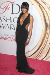 Naomi Campbell – 2016 CFDA Awards in New York City