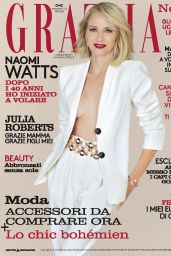 Naomi Watts - Grazia Magazine Italy, June 2016