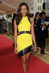 Naomie Harris – Glamour Women Of The Year Awards in Berkeley Square Gardens in London, June 2016