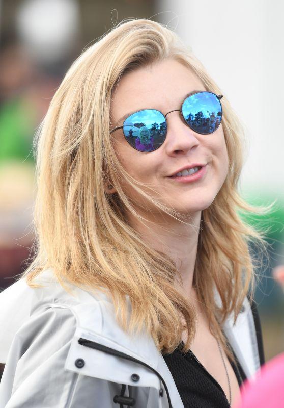 Natalie Dormer - 2016 Glastonbury Festival in England
