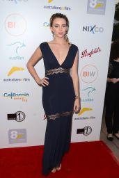 Natasha Bassett – 2016 Australians in Film Heath Ledger Scholarship Dinner in Los Angeles 6/1/2016