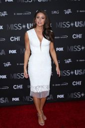 Nia Sanchez – 2016 Miss USA Pageant in Las Vegas