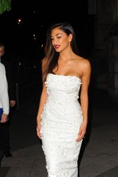 Nicole Scherzinger - One For The Boys Charity Fashion Ball in London, UK 6/12/2016