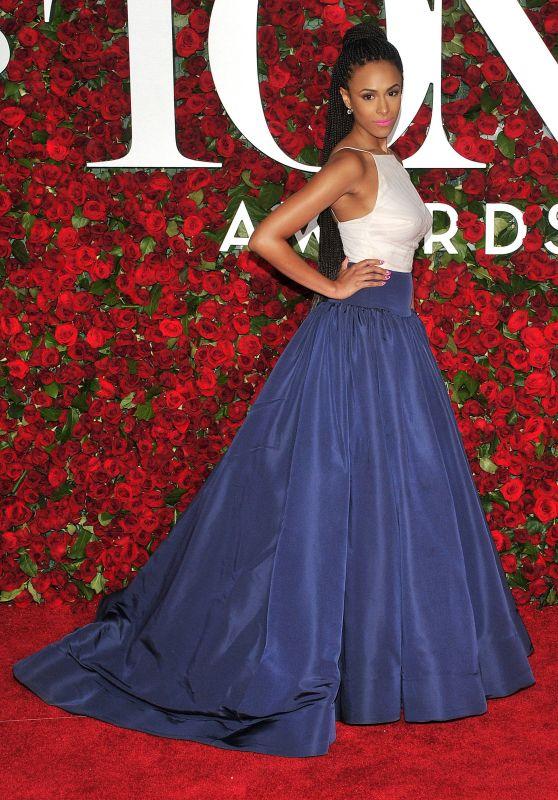 Nicolette Robinson – Tony Awards 2016 in New York City