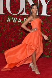 Nikki M James – 2016 Tony Awards in New York