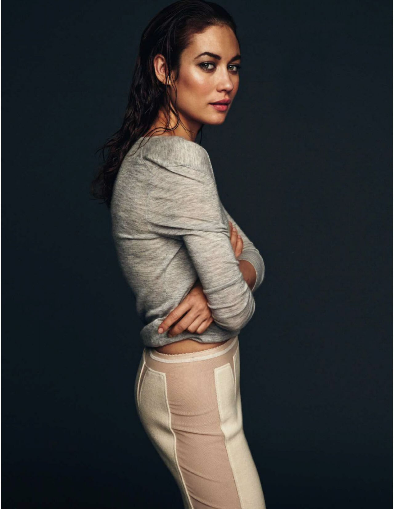 Olga Kurylenko – Elle Magazine Spain, July 2016