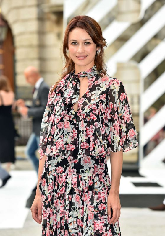 Olga Kurylenko - Royal Academy of Arts Summer Exhibition 2016 - VIP Preview in London, UK