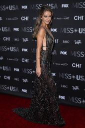Olivia Jordan – 2016 Miss USA Pageant in Las Vegas