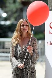 Olivia Palermo at the SK-II Dream Big Initiative Launch in New York City 6/21/2016