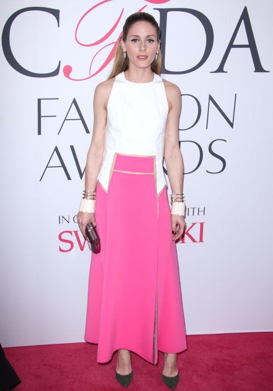 Olivia Palermo – CFDA Fashion Awards in Hammerstein Ballroom, New York City 6/6/2016