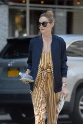 Olivia Palermo - Out in New York City 6/2/2016