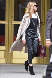 Olivia Palermo Street Fashion - Out in New York City, 06/27/2016