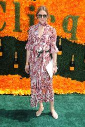 Olivia Palermo – Veuve Clicquot Polo Classic in New Jersey 6/4/2016