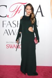 Olivia Wilde – CFDA Fashion Awards in Hammerstein Ballroom, New York City 6/6/2016
