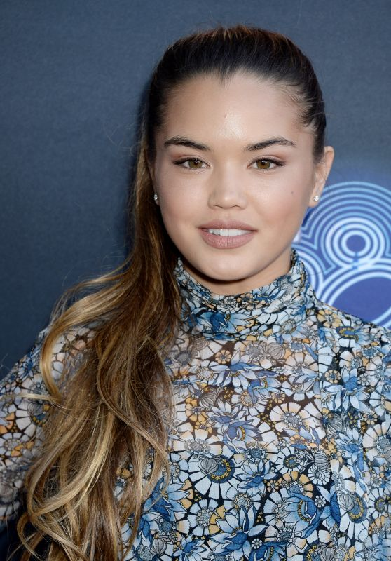 Paris Berelc – 'Adventures in Babysitting' Premiere in Los Angeles, CA 6/23/2016