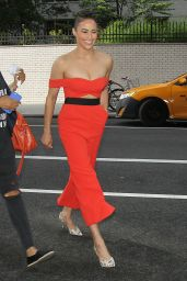 Paula Patton - Out in New York City 6/8/2016