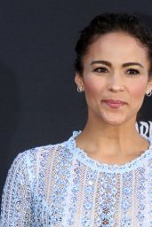 Paula Patton – Warcraft Premiere – TCL Chinese Theatre in Hollywood 6/6/2016