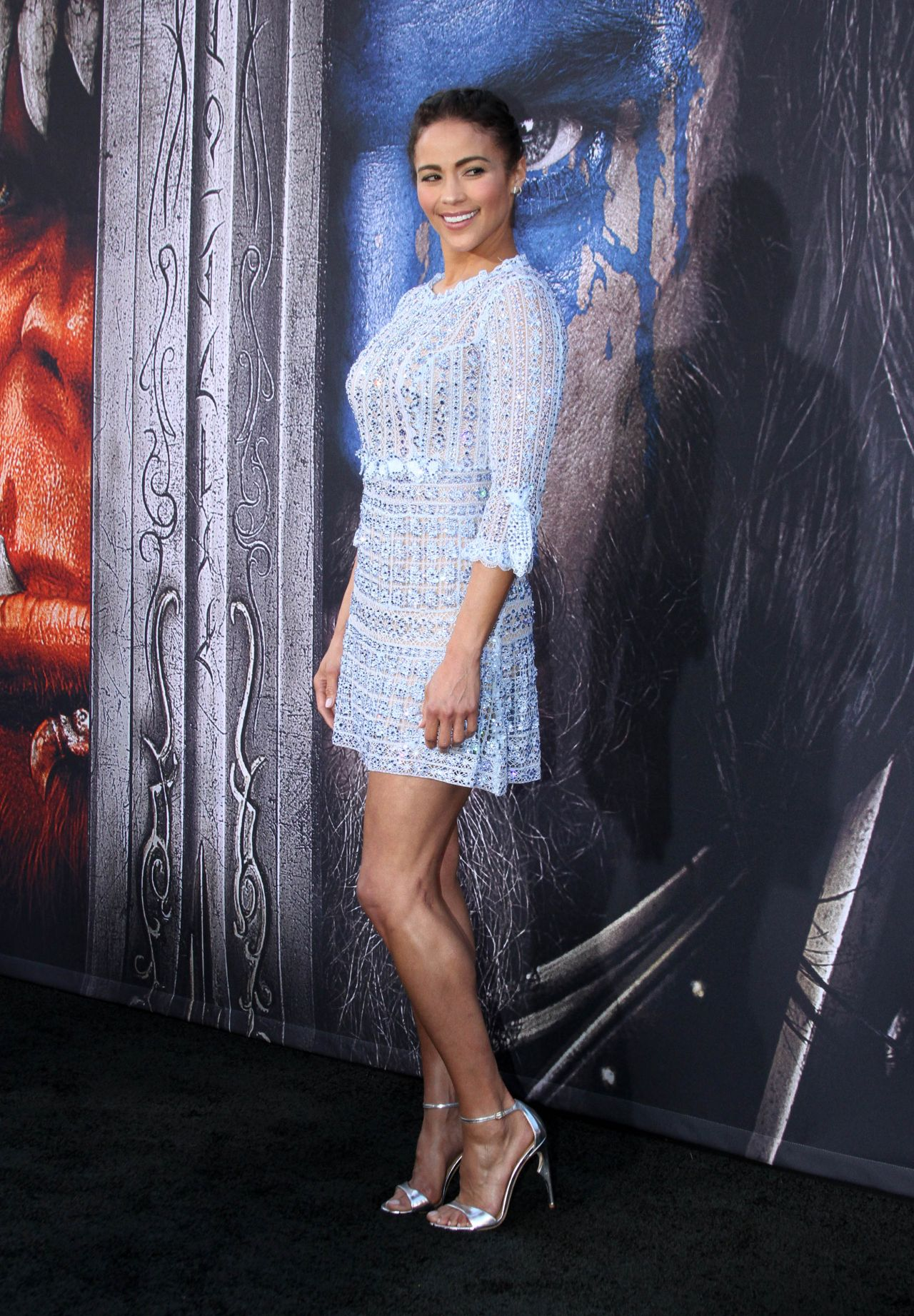Paula Patton – Warcr...